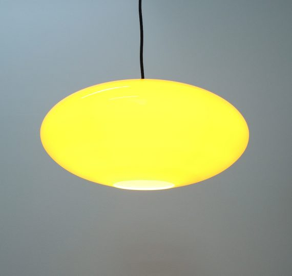 yellow stilnovo pendant lamp_06